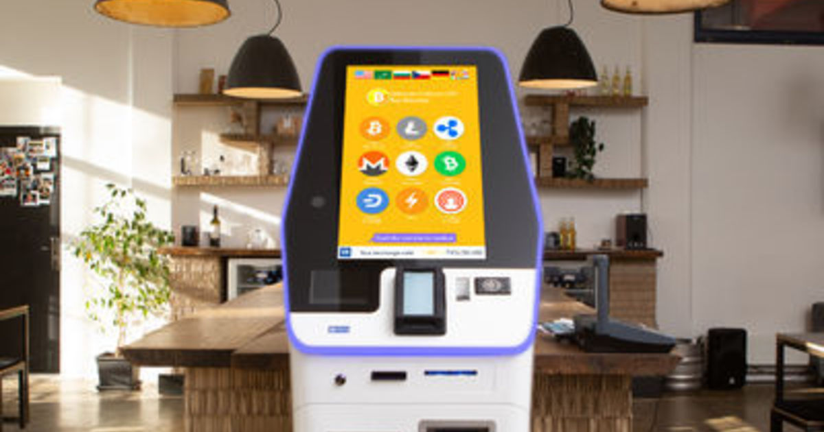 General Bytes Bitcoin And Cryptocurrency Atms