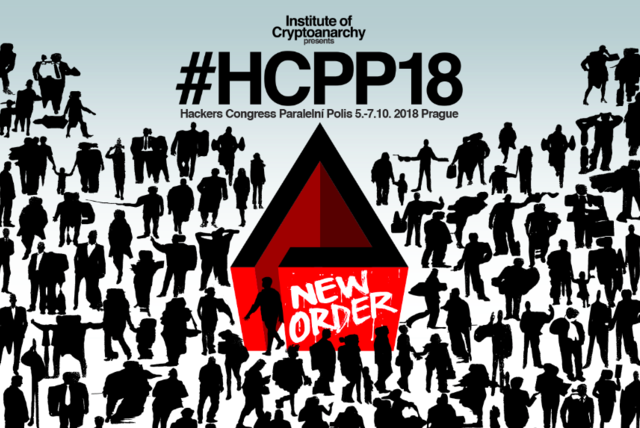 #HCPP18 conference 5-7.10.2018
