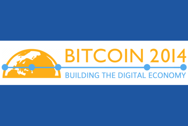 We are exhibiting at Bitcoin 2014