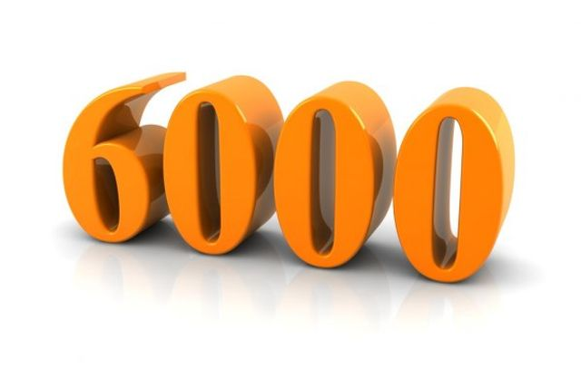 6000 ATMs SOLD!
